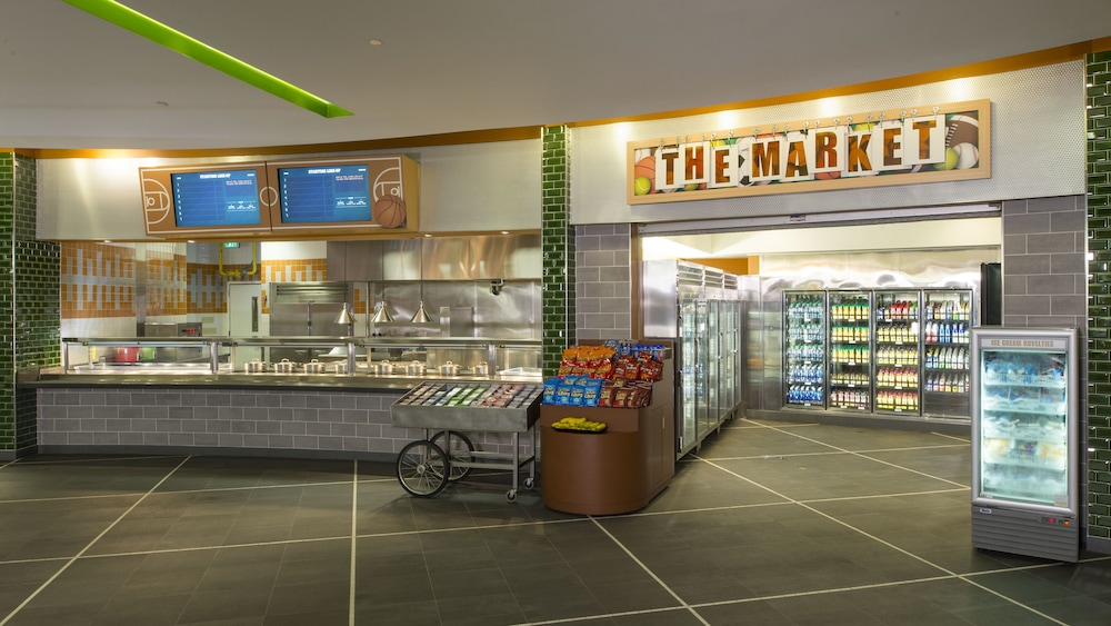 Snack Bar, Disney's All-Star Sports Resort