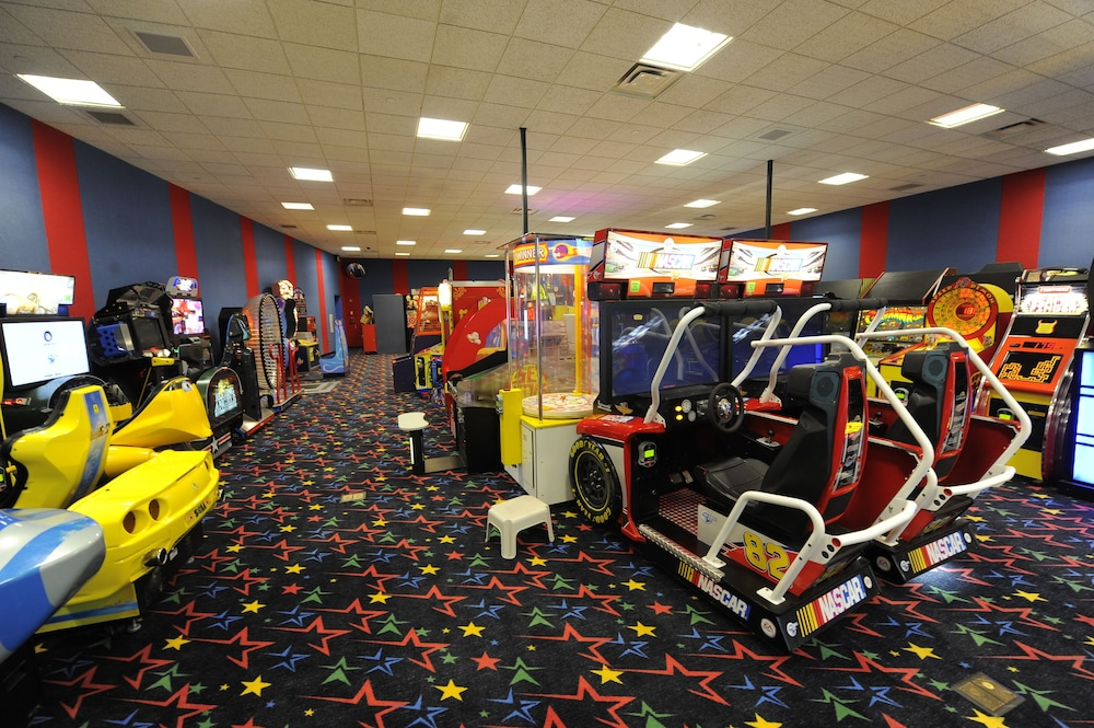 Arcade, Disney's All-Star Sports Resort