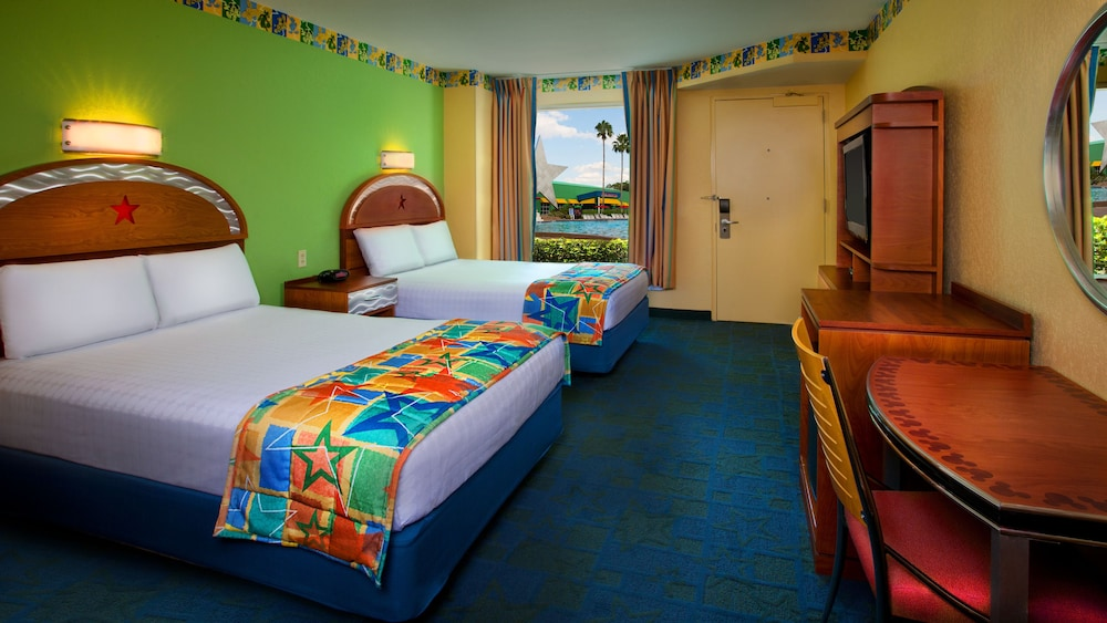 Room, Disney's All-Star Sports Resort