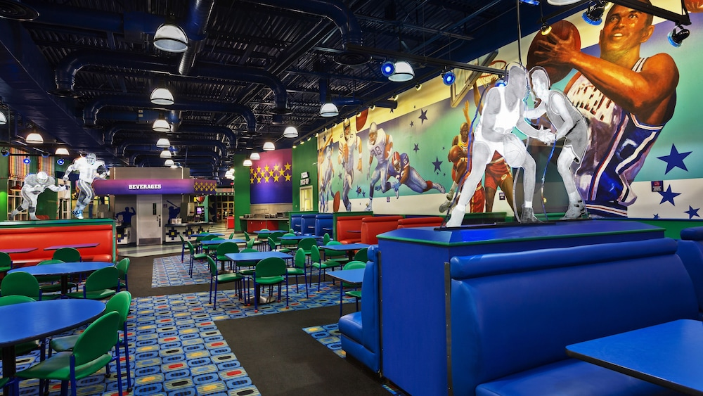 Restaurant, Disney's All-Star Sports Resort