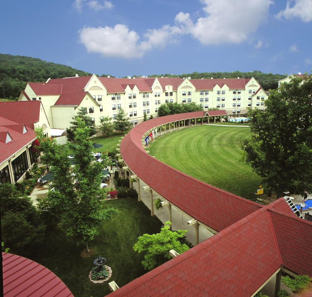 Aerial View, Welk Resorts Branson Hotel