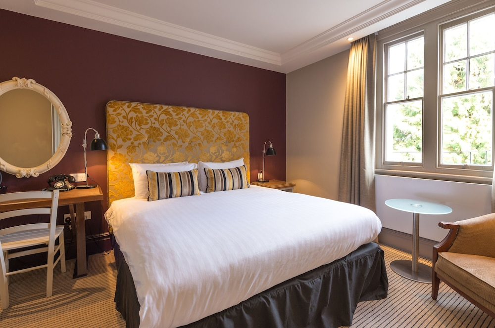 Chambre The Crown Manor House Hotel