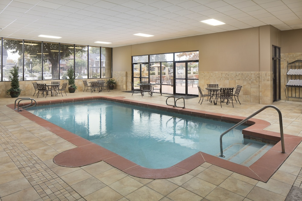 Indoor Pool, University Plaza Hotel and Convention Center Springfield