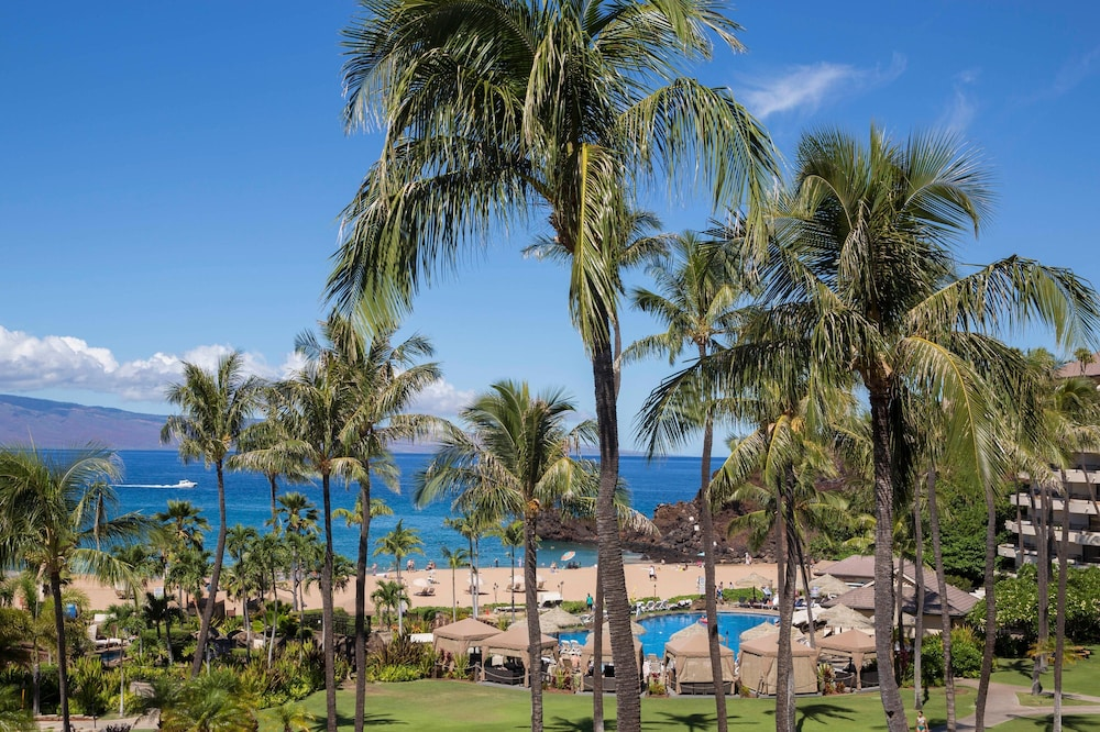 View from Room, Sheraton Maui Resort & Spa