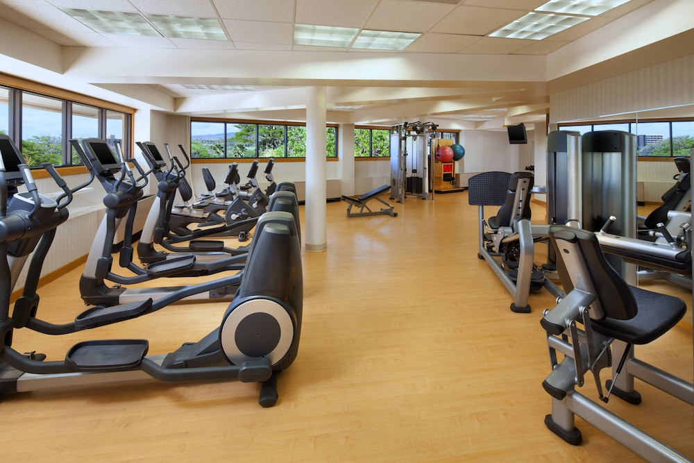 Fitness Facility, Sheraton Maui Resort & Spa