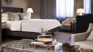 Frette Italian sheets, premium bedding, down comforters, pillowtop beds