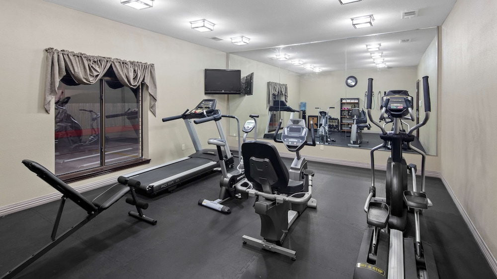 Fitness Facility, Best Western Ingram Park Inn