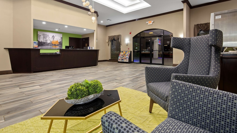 Lobby, Best Western Ingram Park Inn