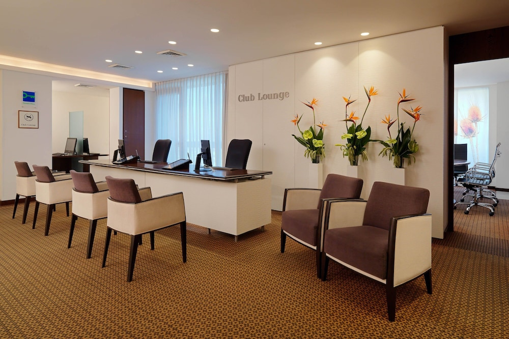Business Center, Sheraton Tel Aviv Hotel