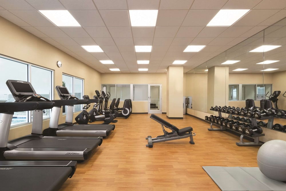 Fitness Facility, Hyatt Place Chicago/O'Hare Airport