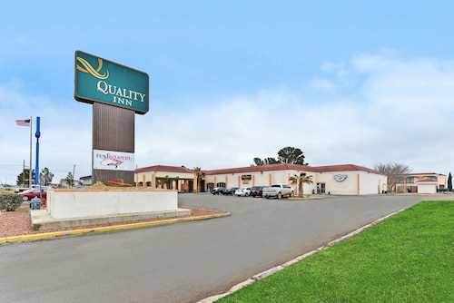 Check Expedia for Availability of Quality Inn Pecos
