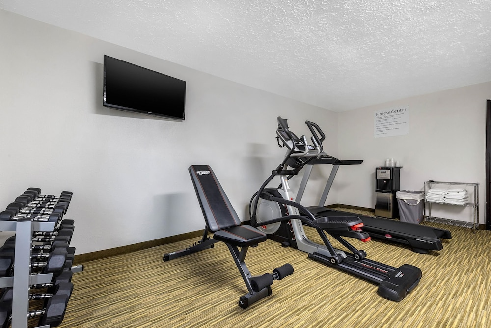 Fitness Facility, Quality Inn