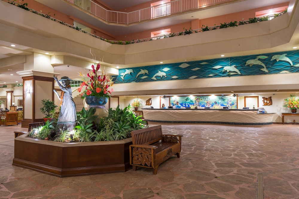 Lobby, Kaanapali Beach Club Resort by Diamond Resorts