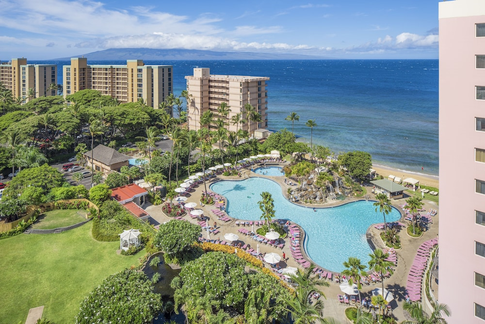 View from Property, Kaanapali Beach Club Resort by Diamond Resorts