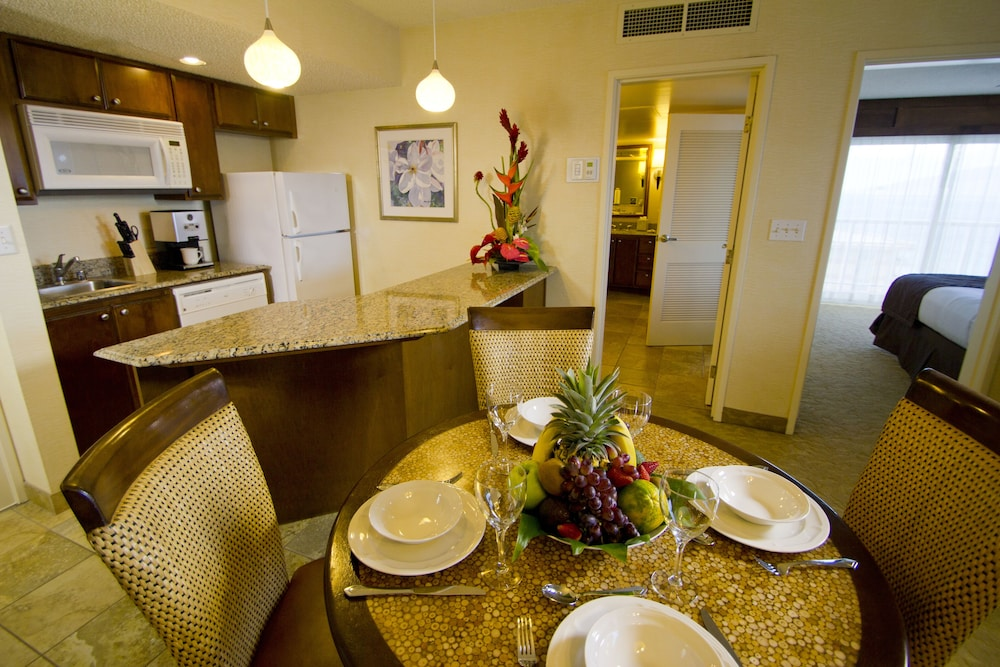 Private Kitchenette, Kaanapali Beach Club Resort by Diamond Resorts
