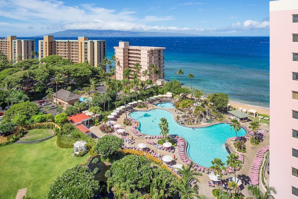 Hotels In Kaanapali Beach Maui Hawaii