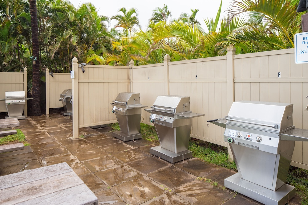 BBQ/Picnic Area, Kaanapali Beach Club Resort by Diamond Resorts