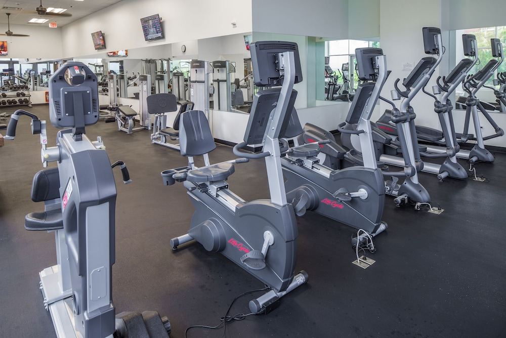 Gym, Kaanapali Beach Club Resort by Diamond Resorts