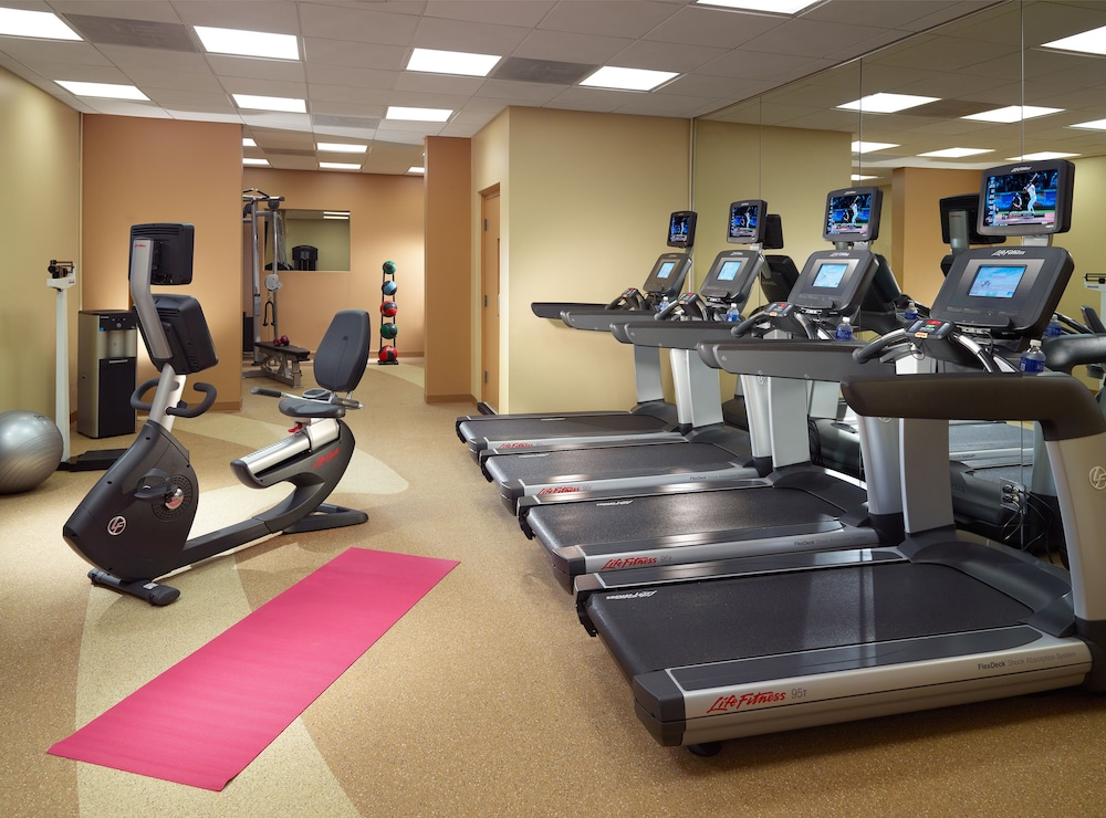 Fitness Facility, Lincolnshire Marriott Resort