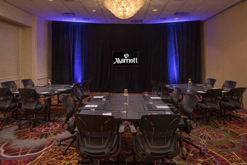 Meeting Facility, Lincolnshire Marriott Resort