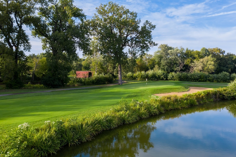 Golf, Lincolnshire Marriott Resort