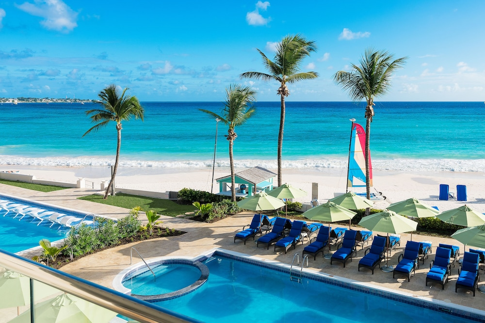 View from Room, Sea Breeze Beach House by Ocean Hotels - All Inclusive