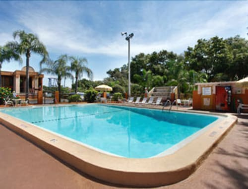 Tampa Inn Near Busch Gardens In Tampa Hotel Rates Reviews On Orbitz