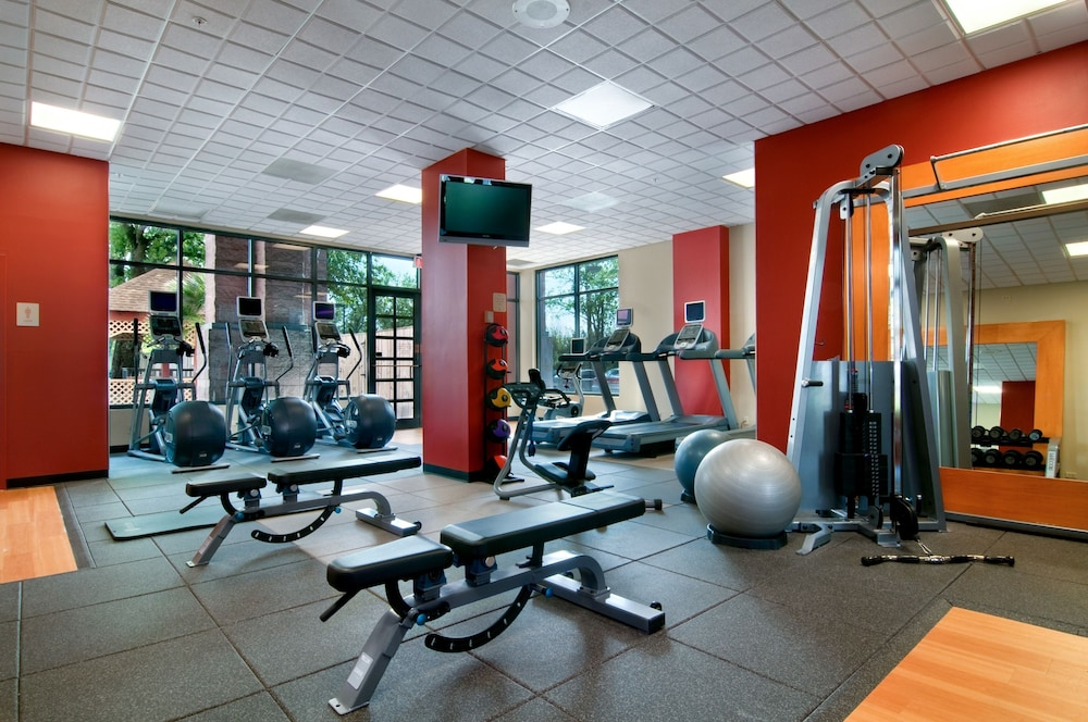 Fitness Facility, Hilton New Orleans Airport