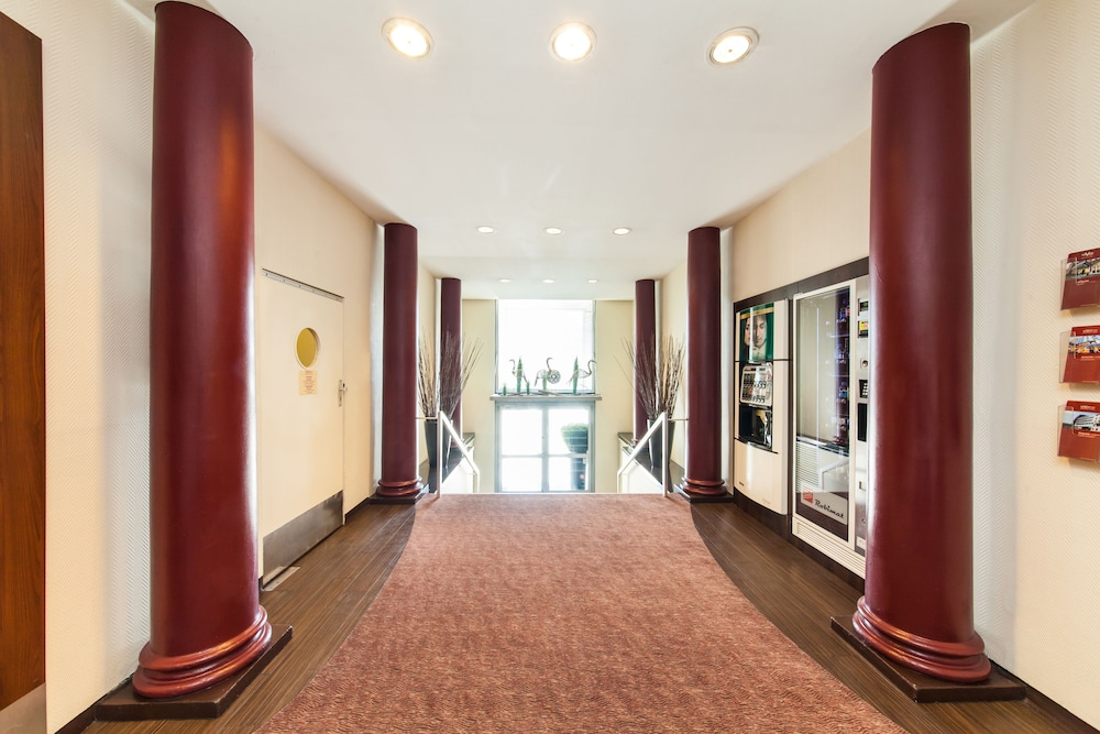 Hamburg Hotel Graf Moltke Novum