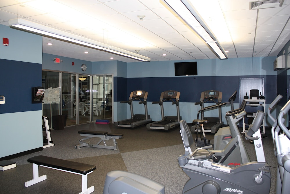 Gym, Four Points by Sheraton Chicago O'Hare Airport