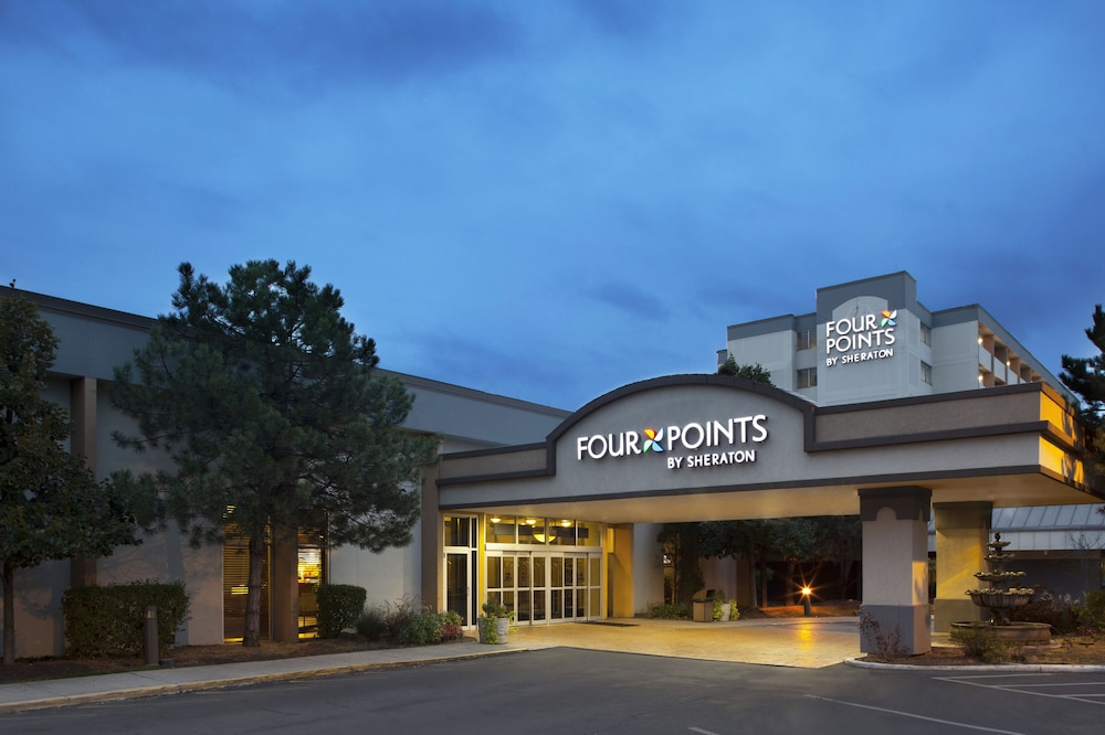 Exterior, Four Points by Sheraton Chicago O'Hare Airport