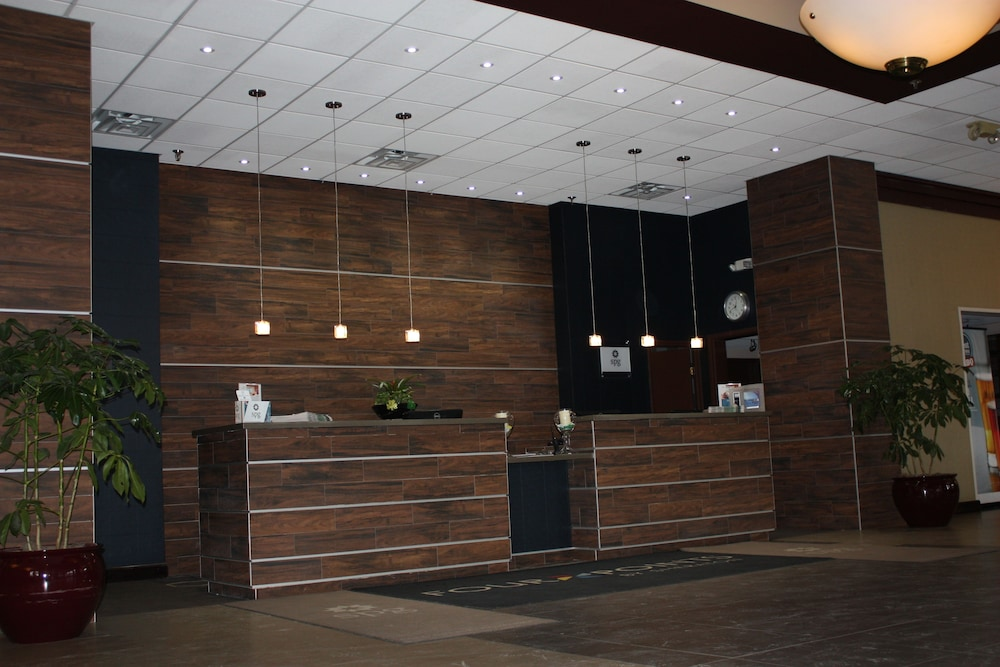 Reception, Four Points by Sheraton Chicago O'Hare Airport