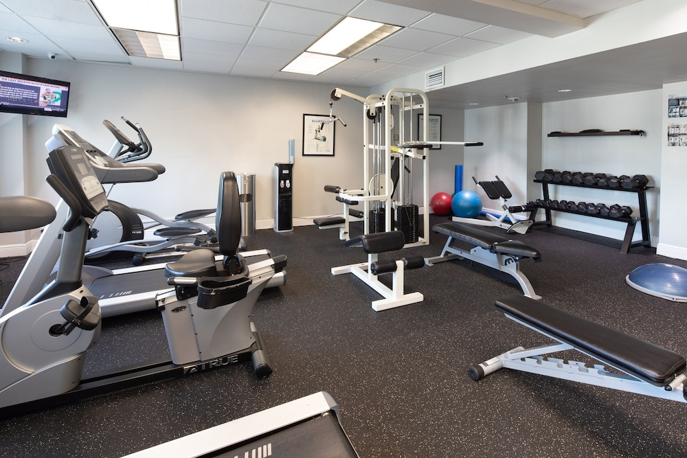 Fitness Facility, Holiday Inn Port of Miami - Downtown