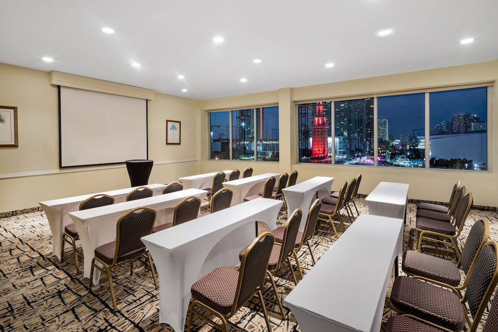 Meeting Facility, Holiday Inn Port of Miami - Downtown