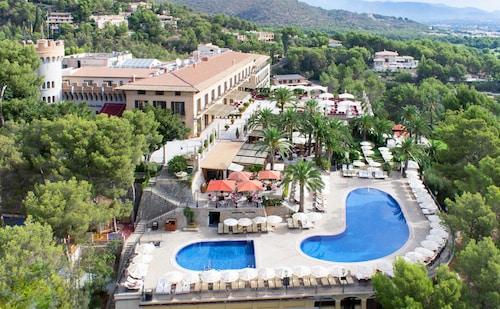 Castillo Hotel Son Vida  a Luxury Collection Hotel  Mallorca