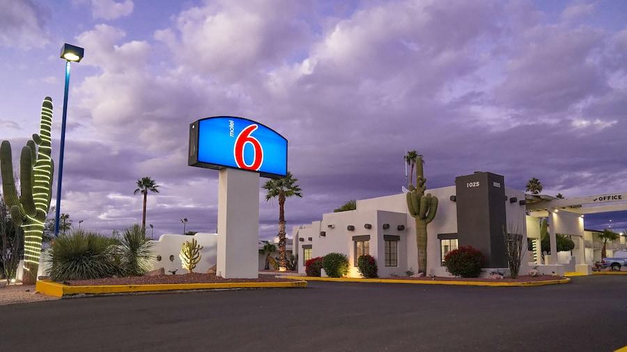 Motel 6 Tucson, AZ