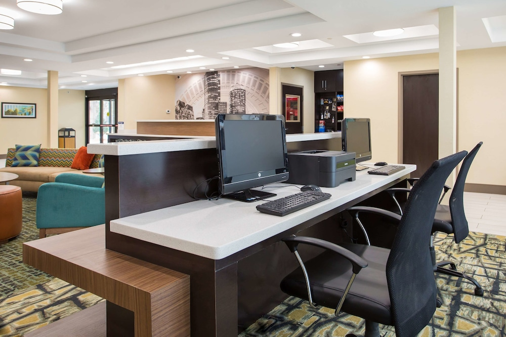 Business Center, Best Western Plus New Englander