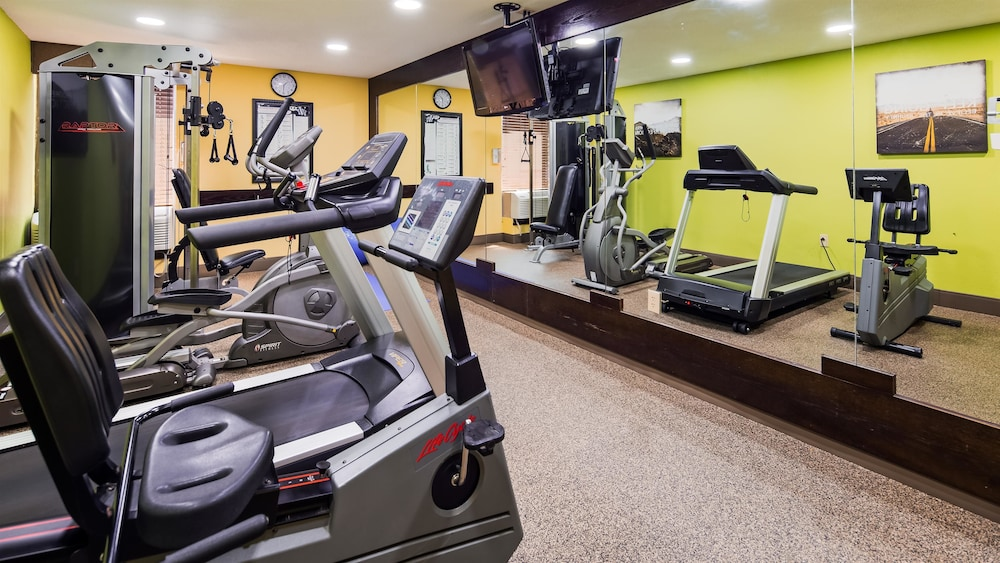 Fitness Facility, Best Western Plus Richmond Airport Hotel