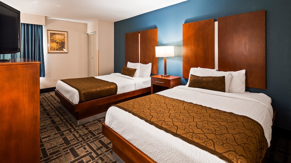 Room, Best Western Plus Richmond Airport Hotel