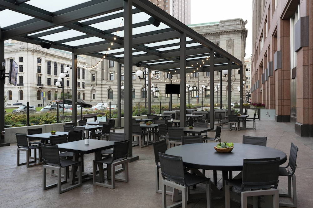 Terrace/Patio, Cleveland Marriott Downtown at Key Tower