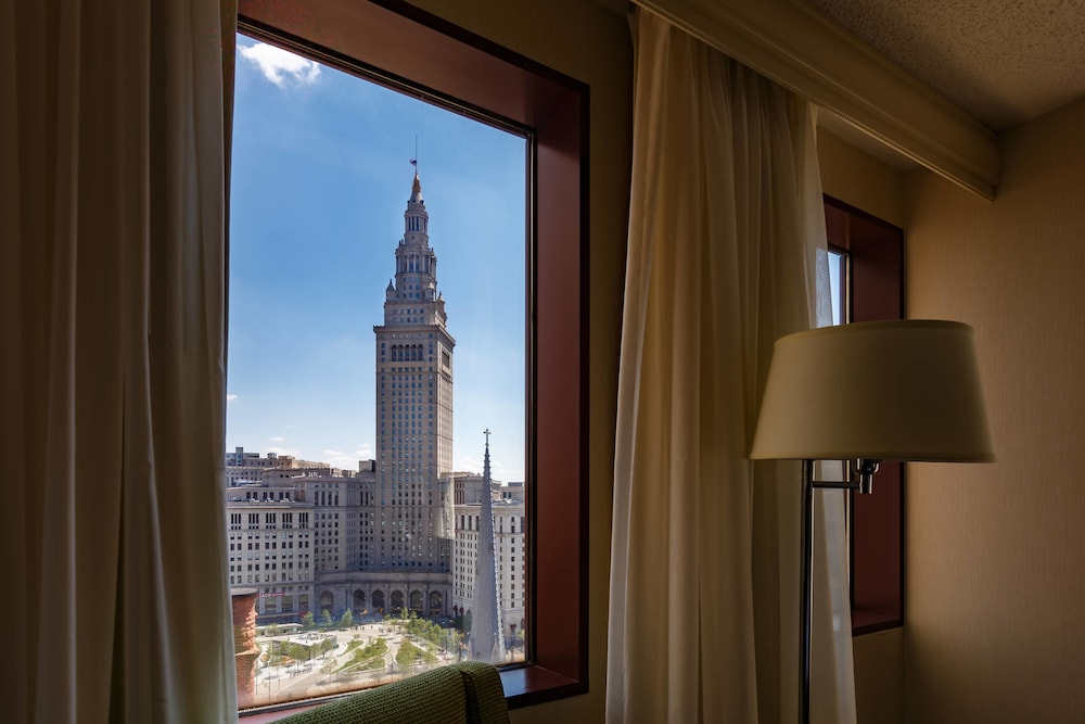 City View, Cleveland Marriott Downtown at Key Tower