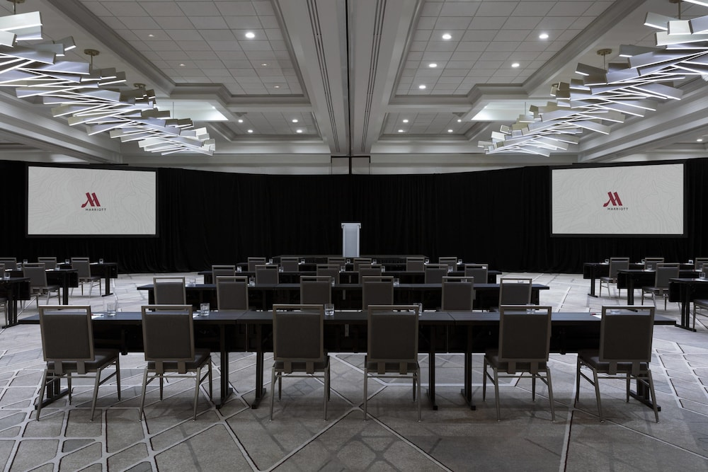 Meeting Facility, Cleveland Marriott Downtown at Key Tower