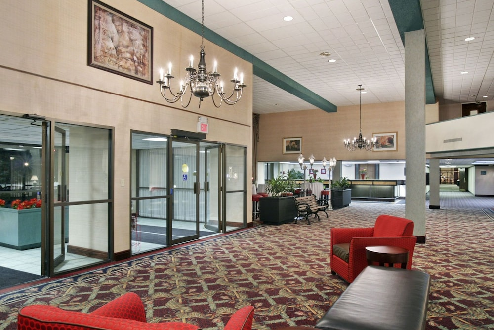 Interior Entrance, Ramada Hotel & Conference Center by Wyndham Lansing