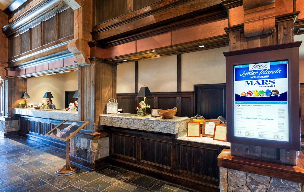 Lanier Islands Legacy Lodge in Gainesville, GA | Expedia