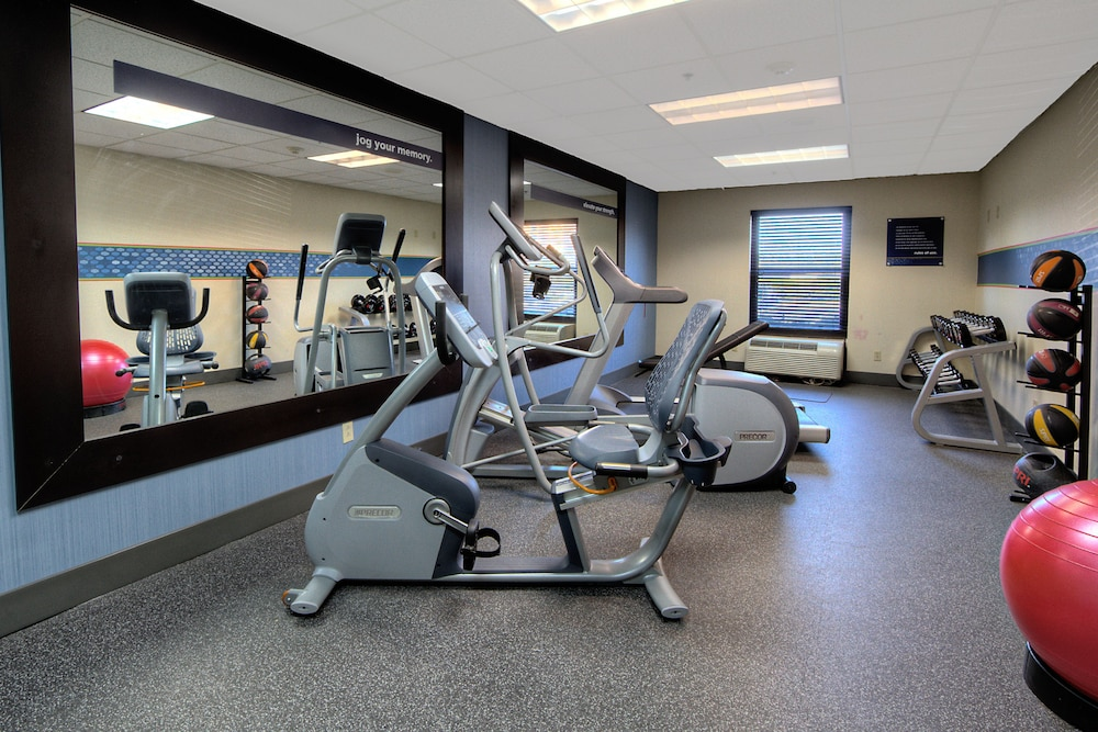 Fitness Facility, Hampton Inn Goldsboro NC