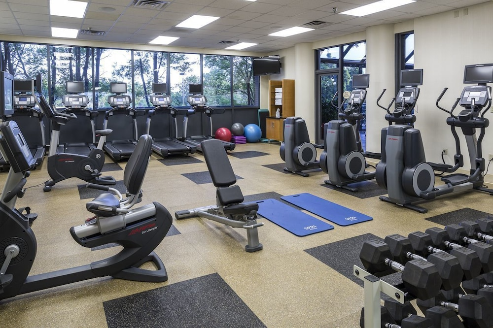 Fitness Facility, Marriott University Park