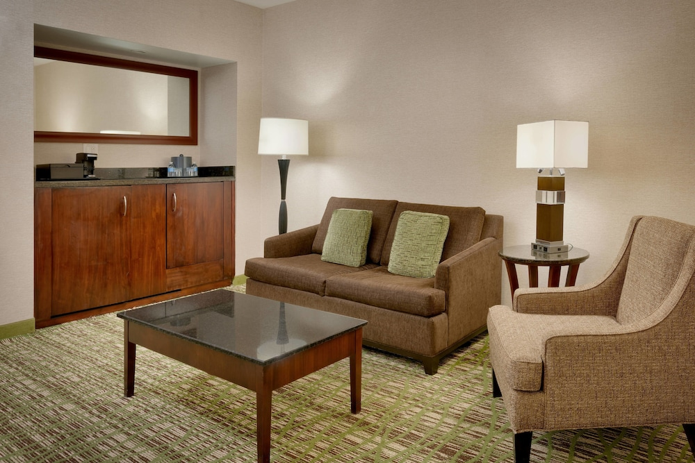 Room, Marriott University Park