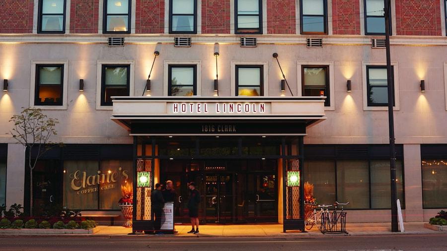 โรงแรมลินคอล์น ในเครือเจดีวี บาย ไฮแอท