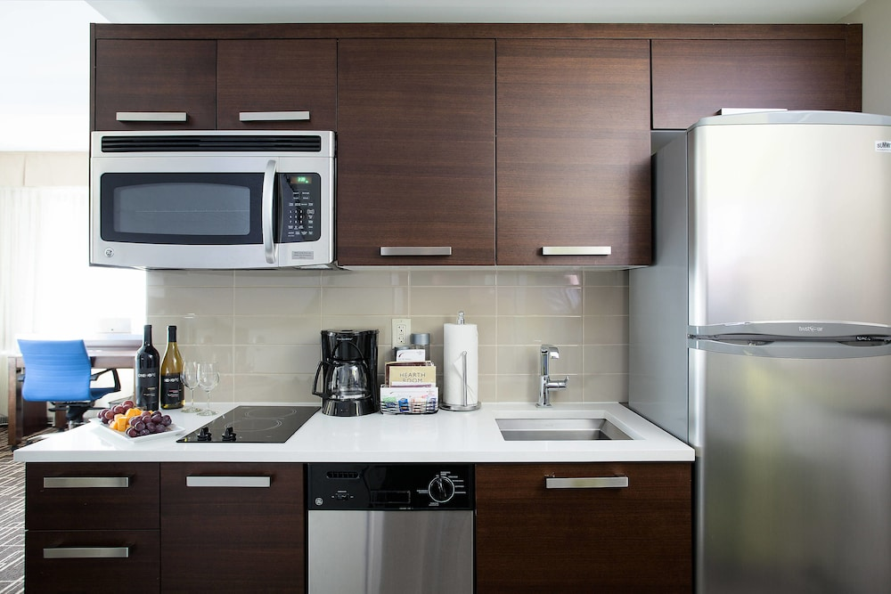 Private Kitchen, Residence Inn by Marriott New York Manhattan/Midtown East