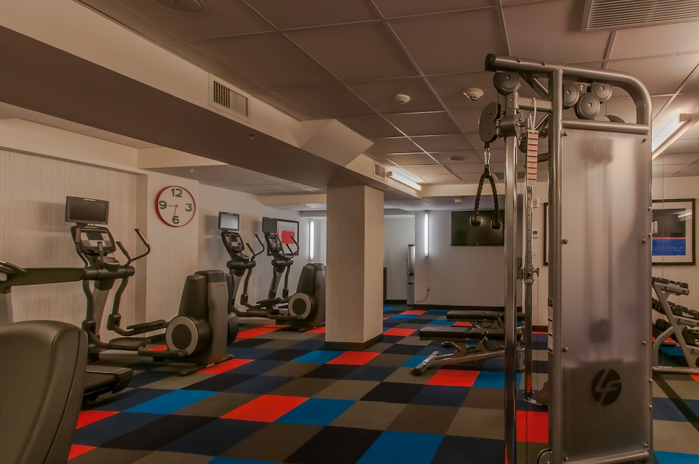 Fitness Facility, Residence Inn by Marriott New York Manhattan/Midtown East